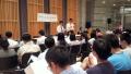 哥伦比亚大学新生福音座谈